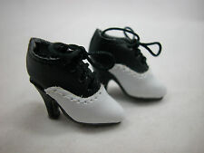 "Barbie Fashion Royalty Girl Acces.  Miniature Shoes Boots For 12"" Dolls #JSS07"
