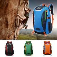 Travel Hiking Backpack Waterproof Outdoor Sport Camping Rucksack Shoulder Bag