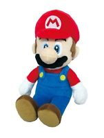 """Little Buddy Toys Super Mario All Star Collection Mario 10"""" Plush USA Authentic"""