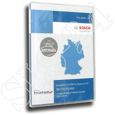 Tele Atlas 2013/2014 Navigations NAVI 2 CD DEUTSCHLAND Blaupunkt TravelPilot DX