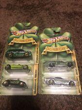 Hotwheels Clover Cars set of 5