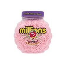 1 Full Tub of 2.27kg Millions Sweets Ideal Cake Decorations Treats Party Candy 100g Bag Bubblegum Sample