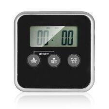 Digital Bratenthermometer Fleisch Backofen Braten Thermometer Kabel 380°C 0q