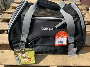 Bergan Pet Comfort Carrier Small Black