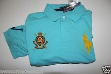 New Polo Ralph Lauren Big Pony Blue  Shirt 4XB BIG