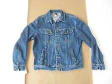 Vintage Lee Denim Button Jacket Size 40L