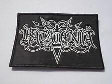 KATATONIA OLD LOGO EMBROIDERED PATCH