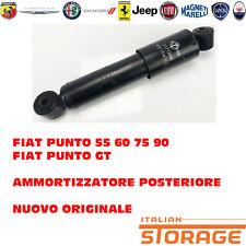 FIAT PUNTO 55 60 75 90 GT AMMORTIZZATORE POSTERIORE NUOVO ORIGINALE 71712490