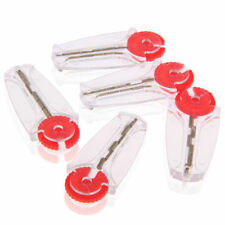 30pcs/5pack Flints Stones Replacement Wicks in Dispenser for Cigarette Lighter