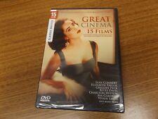 Great Cinema: 15 Classic Films (2 Disc Set), Ava Gardner, Boris Karloff, Vivien
