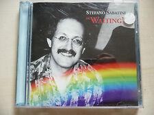 CD STEFANO SABATINI - WAITING - 1995 SPLASCH