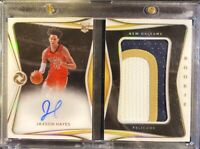 2019-20 Opulence Jaxson Hayes RC RPA Rookie Patch Auto Booklet 07/13  FOTL