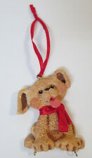 Kurt S Adler Christmas Tree Ornament Puppy Dog (Personalization Removed READ)
