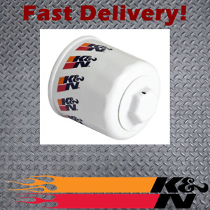 K&N HP-1008 Oil Filter suits Mazda 2 (DY) ZY (DOHC 16 Valve)