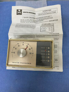 White Rogers 1F56W-444 Heating / Cooling Thermostat - Pre owned, nice condition