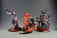 Naruto Anime GK Action Figure Shippuden Uzumaki Uchiha Itachi PVC Model Toys