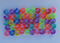 10,25,50 or 100 Poultry Clip Leg Rings 8mm Chicken Hatching Pigeon Pheasant Bird