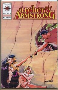 Archer and Armstrong 1992 series # 18 very fine comic book