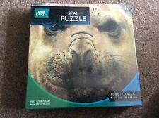 SEAL PUZZLE - BBC EARTH - 1000 PIECE JIGSAW - NEW & SEALED,