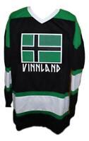 Any Name Number Size Type O Negative Hockey Jersey Black