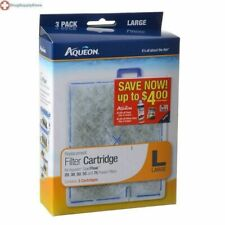 LM Aqueon QuietFlow Replacement Filter Cartridge Large (3 Pack)