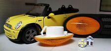 BMW Mini One D Cooper Jcw Cabriolet R50 R52 R53 Ambre Clignotant LED Latéraux