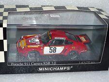 1:43 Minichamps Porsche 911 Carrera 3.0L Winner Class Le Mans 1969 - 430756958