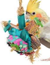 41361 Cabo Bonka Bird Toy parrot cage toys cages african grey conure cockatiel
