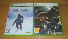 2 jeux XBOX 360 - Lost planet extreme condition + Lost planet 2