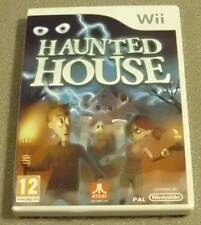 Nintendo Wii Game - Haunted House - Excellent Condition & Complete
