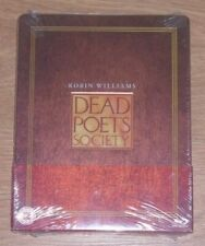 Dead Poets Society (blu-ray) Steelbook. NEW & SEALED (UK release).