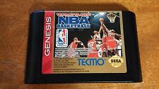 Tecmo Super NBA Basketball  (Sega Genesis, 1993)