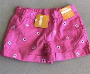 Gymboree Flower Shorts