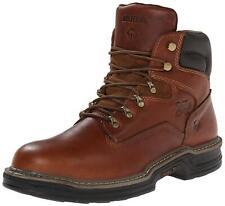 """Wolverine Men's Raider 6"""" Work Boot, Brown, Size 11.0 qGpf"""