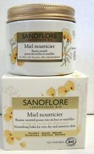 Sanoflore Miel Nourricier 60ml Nourishing Balm for Dry and Sensitive Skin