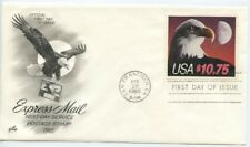 1985 FDC, $10.75 EXPRESS MAIL