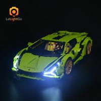 Classic LED LIGHT KIT FOR LEGO 42115 LAMBORGHINI SIÁN FKP 37 Technic LEGO 42115