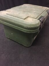 """CAMBRO Camcarrier Food Storage Pan Container Carrier UPCS180 8"""" Deep # 1"""