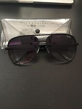 Quay Sunglasses Desi Perkins - High Key - Black/Fade - BNIB 100% Authentic