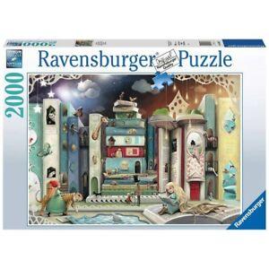 Ravensburger Novel Avenue 2000 Piece Puzzle 16463