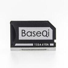 BASEQI aluminum microSD Adapter for Asus ZenBook Flip ux360CA