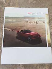 2016 Mazda MX-5 MIATA 38-page Original Sales Brochure
