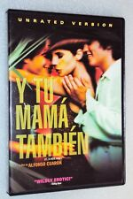 Y Tu Mama Tambien Dvd Spanish Language English Subtitles Erotic Road Trip Ifc Ws