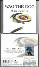 CD HDCD MINI ALBUM 8 TITRES MARK KNOPFLER O.S.T. WAG THE DOG B.O.F. 1998 EUROPE