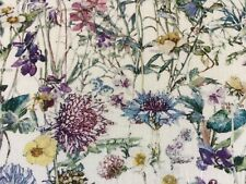 WILD FLOWERS A  1.00 METRE  by LIBERTY on TANA LAWN COTTON