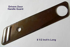 Universal Drivers Side (Door Handle Guard) Prevents Marring Of Paint From Keys