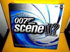 NEW Factory Sealed 007 James Bond  SCENE IT? DVD GAME~SCREEN LIFE~BRAND NEW
