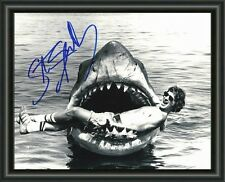 STEVEN SPIELBERG - JAWS - SIGNED - AUTOGRAPHED PHOTO POSTER FREE POST
