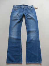 Diesel ZATHAN wash 008B6 Bootcut Jeans Hose, W 34 /L 34, NEU ! Denim RARITÄT !