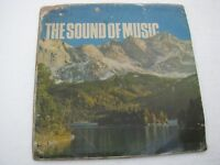 The Sound of Music SREG 1003 LP Record World India-1517